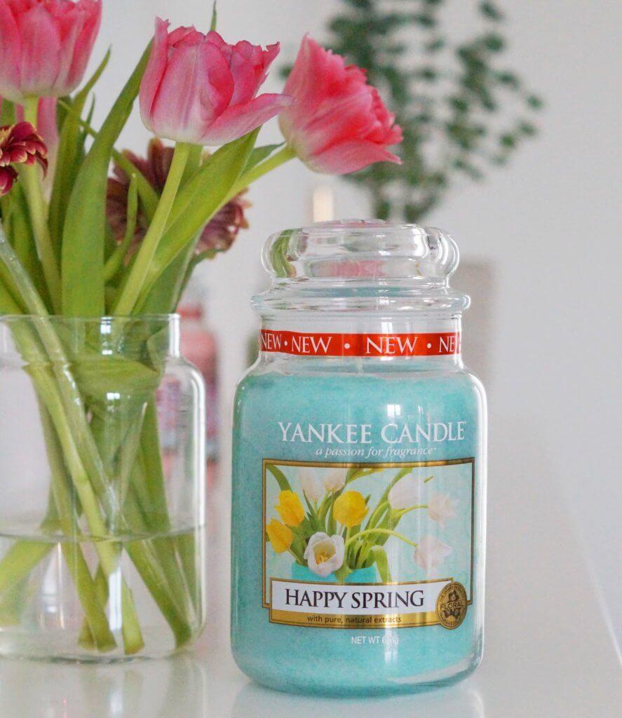 wochenrückblick-happy-spring-yankee-candle-kerze-tantedine
