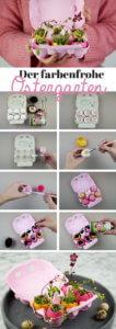 feine-osterdeko-mit-bunten-Eiern-und-Blumen -DIY-tantedine
