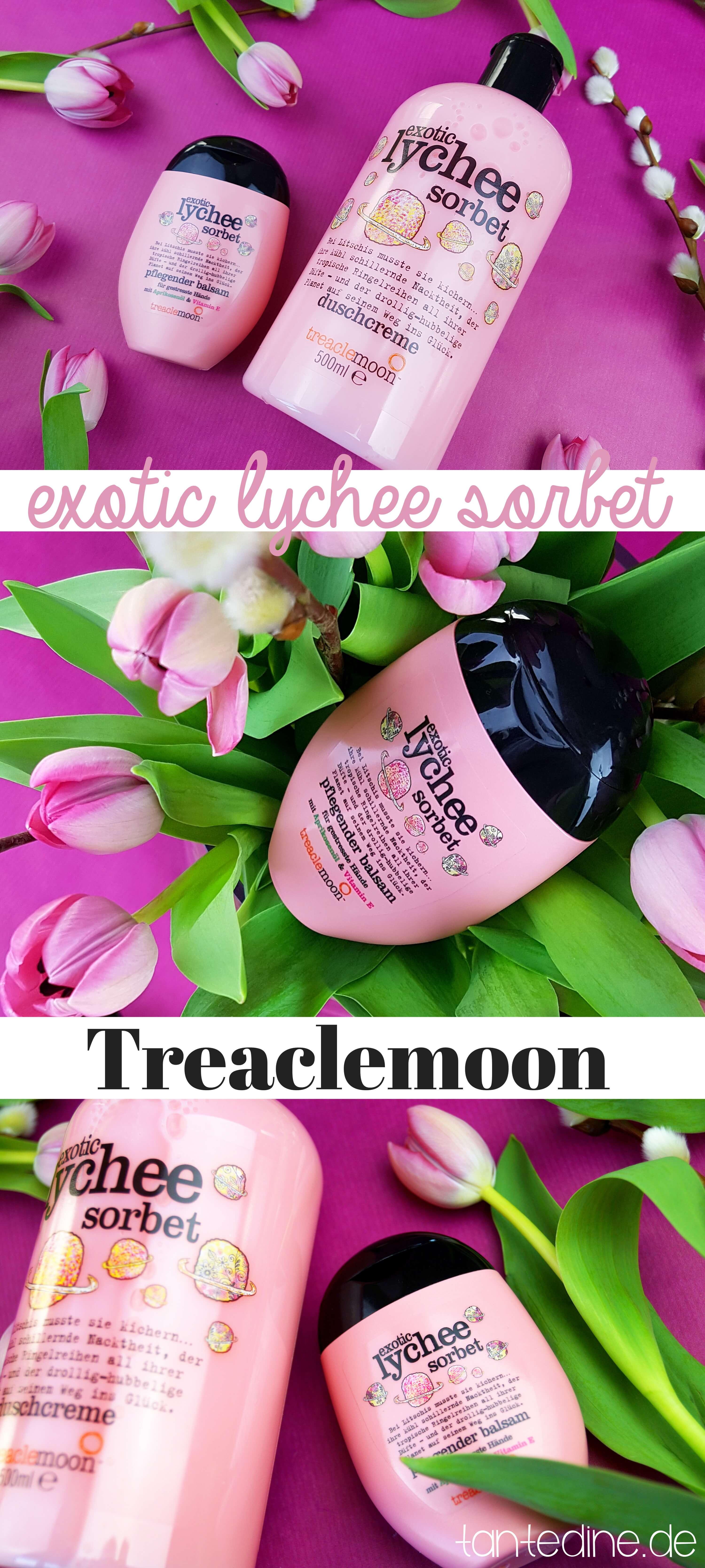 Exotic Lychee Sorbet von Treaclemoon