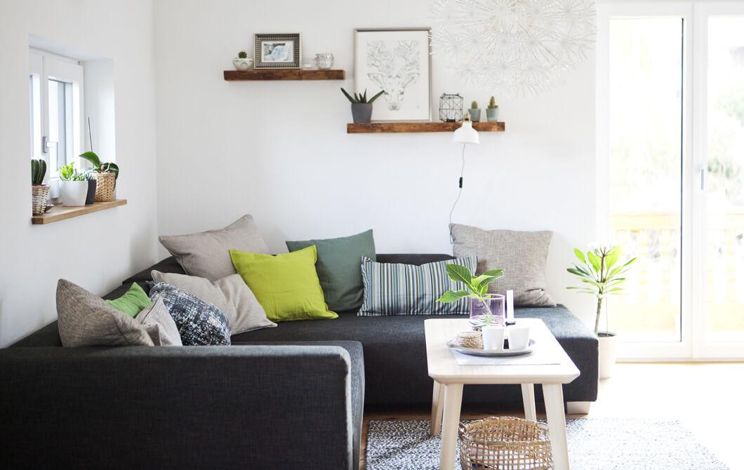 greenery-wohnzimmer-ikea