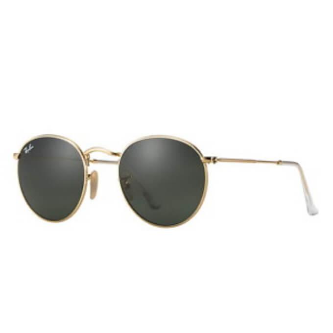 RayBan ROUND METAL Sonnenbrille tantedine