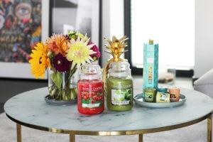 Gratis bloggen ist okay - Yankee Candles und Deko tantedine
