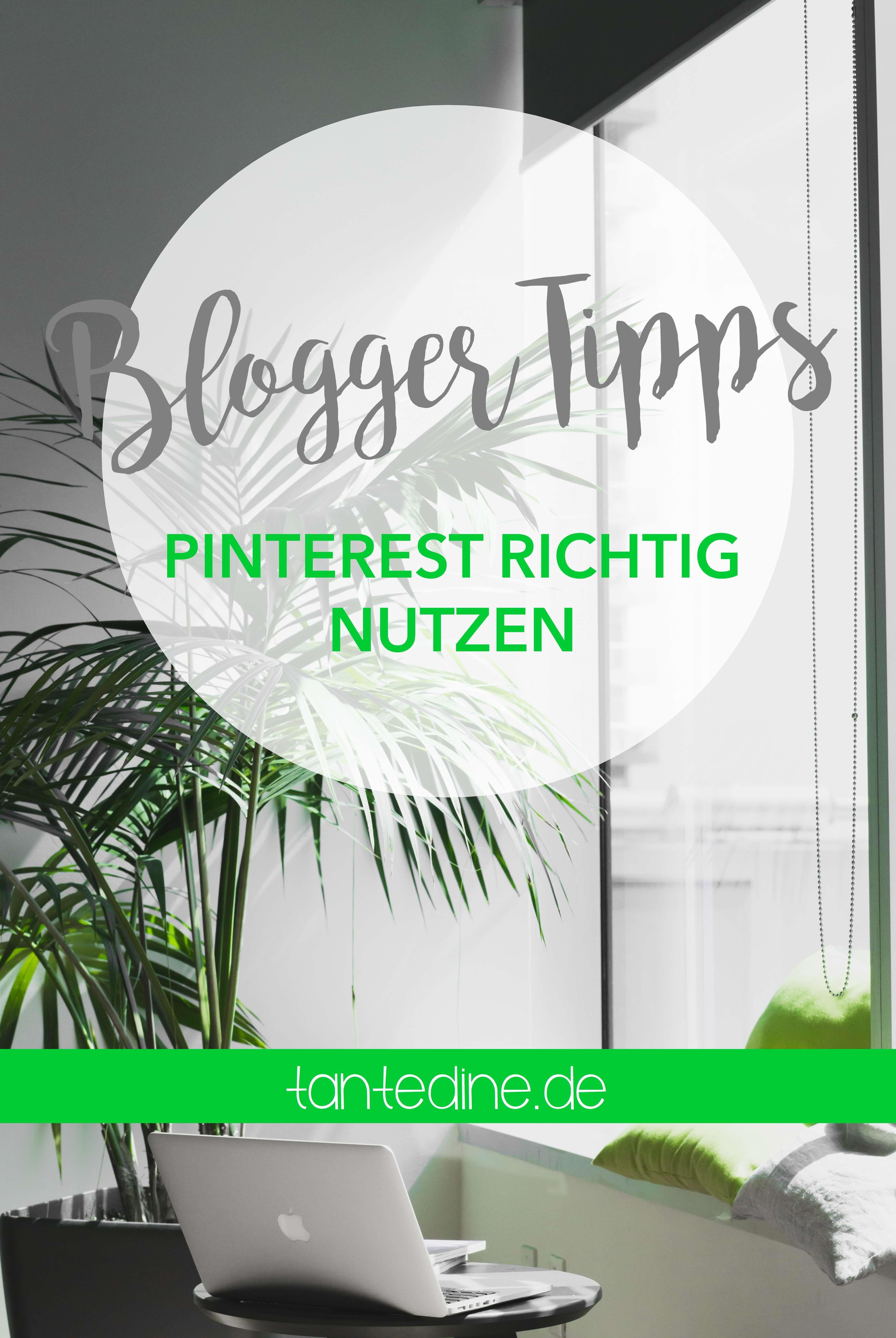 Pinterest richtig nutzen Collage