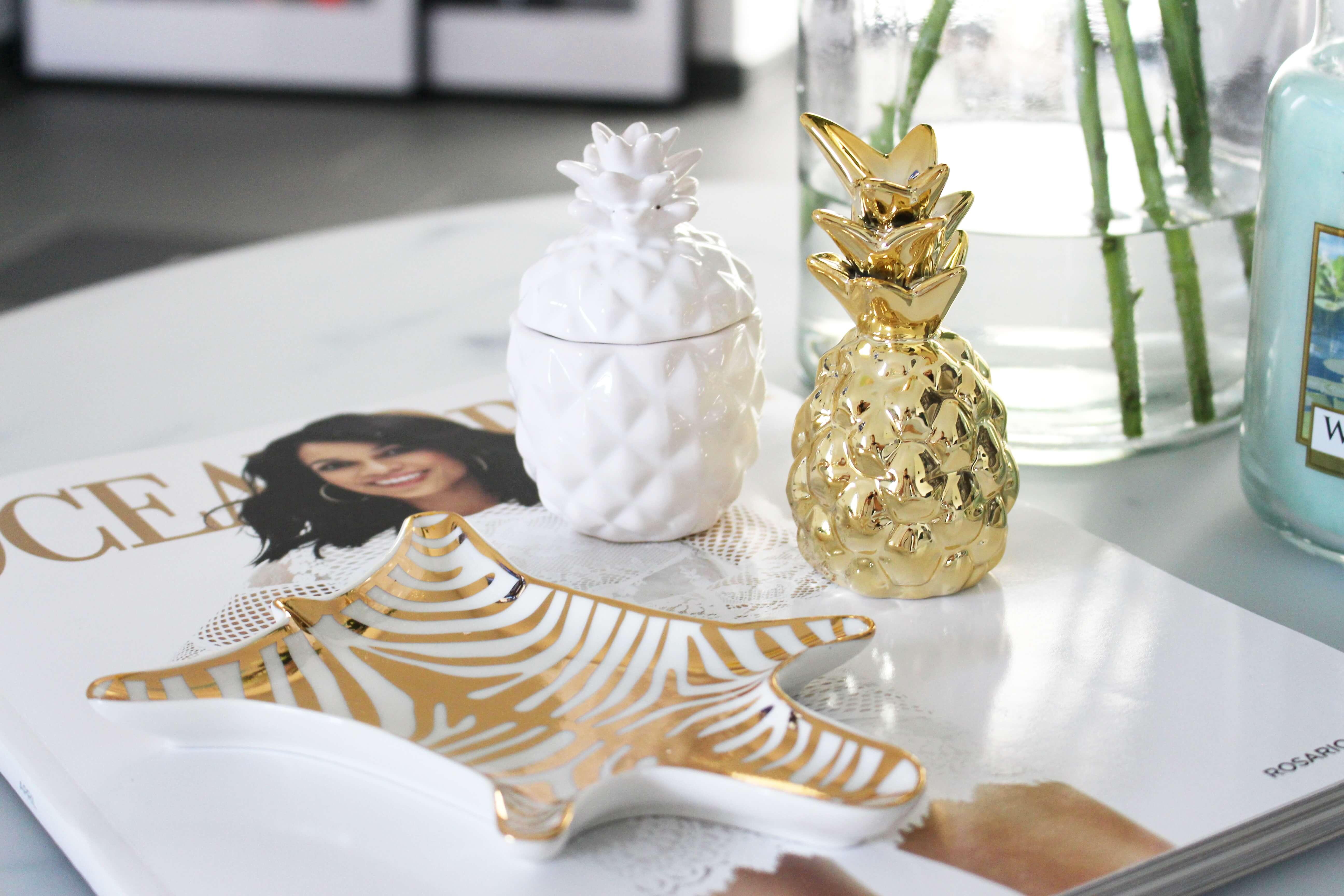 unsere wohnzimmer deko in gruen gold tantedine 011 - Wohnzimmer Deko Gold