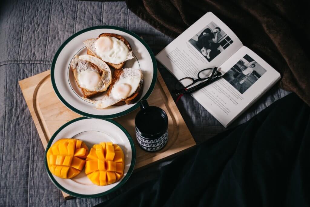 Gedanken zur richtigen Ernährung tantedine