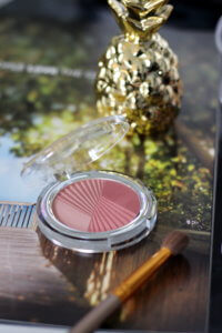 Summer Glow Make up mit Catrice Blush tantedine