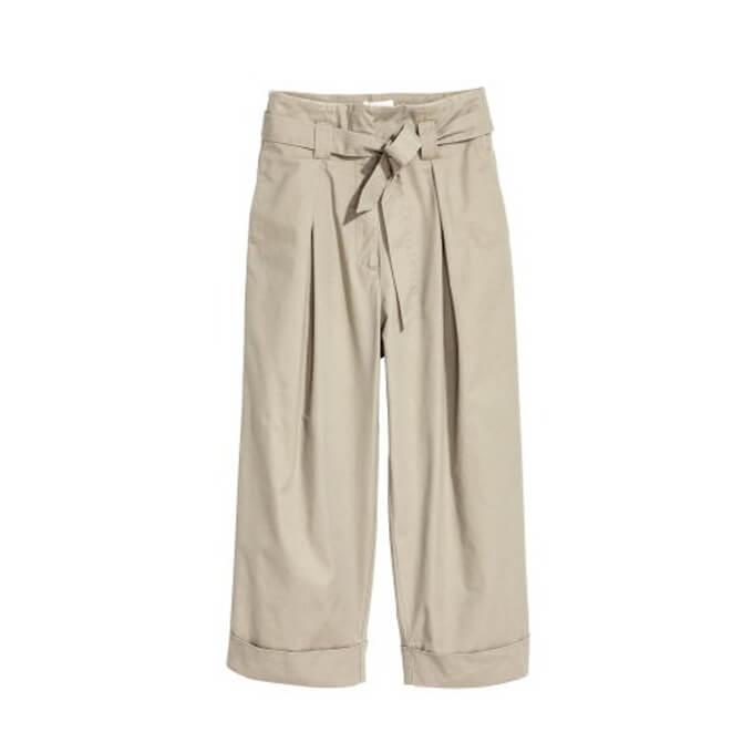 Weite Hose H&M