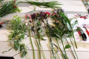How to bind a Blumenstrauß mit Blume2000.de tantedine