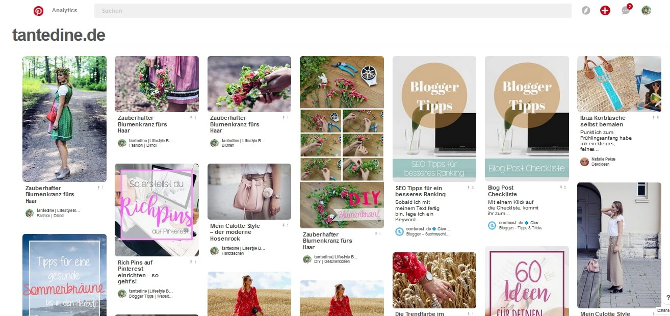 Pinterest Rich Pins für Blogspot einrichten - so geht's!