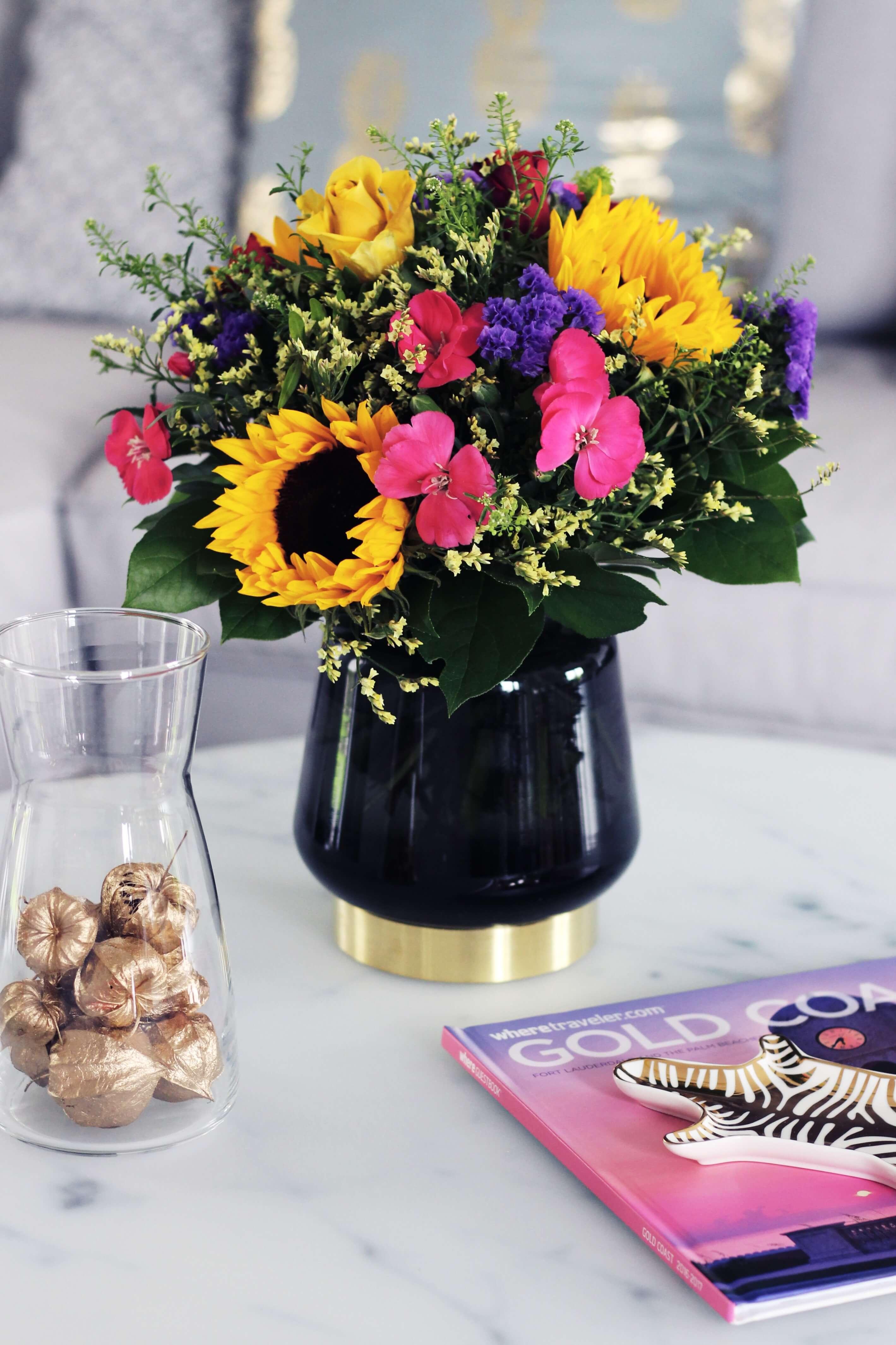 Blumen Gewinnspiel Blume2000.de tantedine