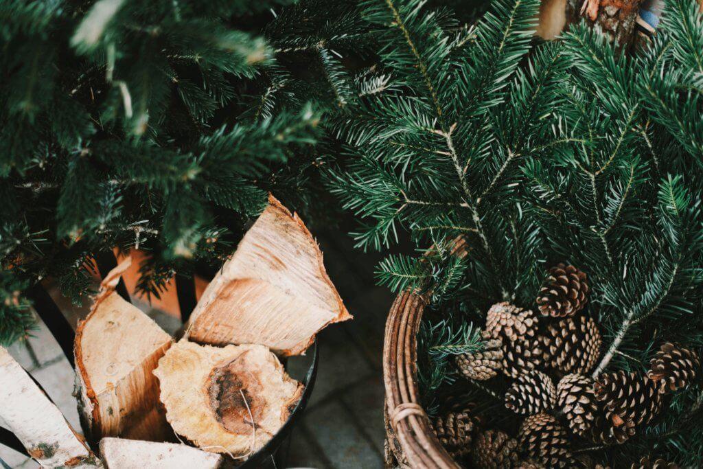 Weihnachtsstimmung tantedine