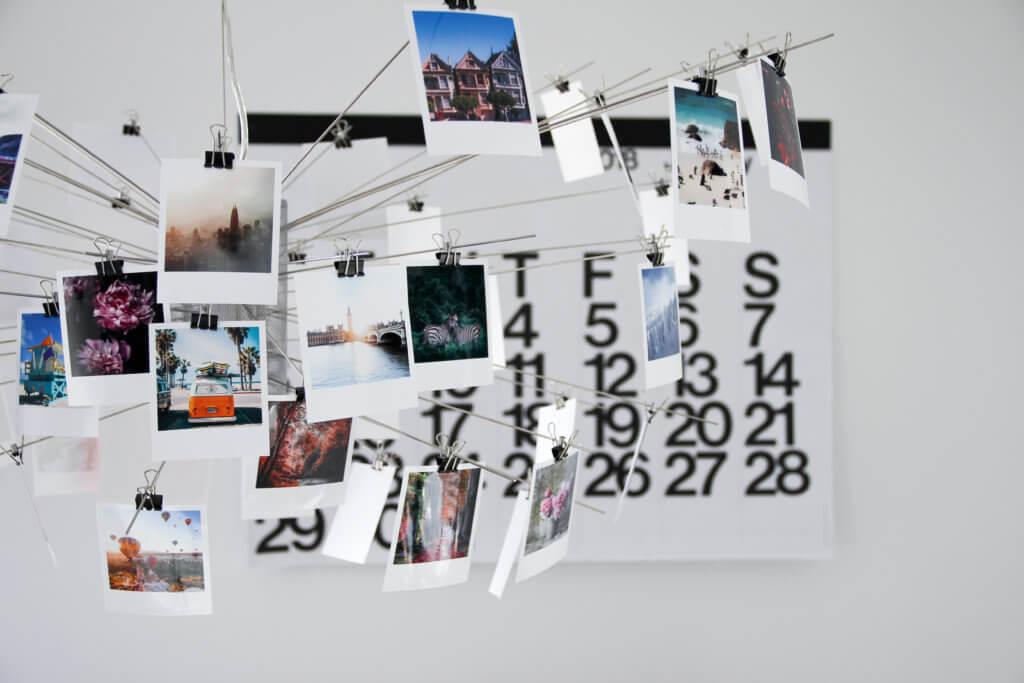 Wohnbereich Umgestaltung Zettelz Ingo Maurer Stendig Calendar Cheerz tantedine