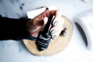 lilaque UV-Nagellack Set sir emerald tantedine