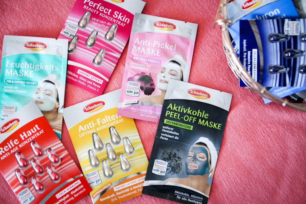 masken pflege set von schaebens beauty gewinnspiel tantedine. Black Bedroom Furniture Sets. Home Design Ideas