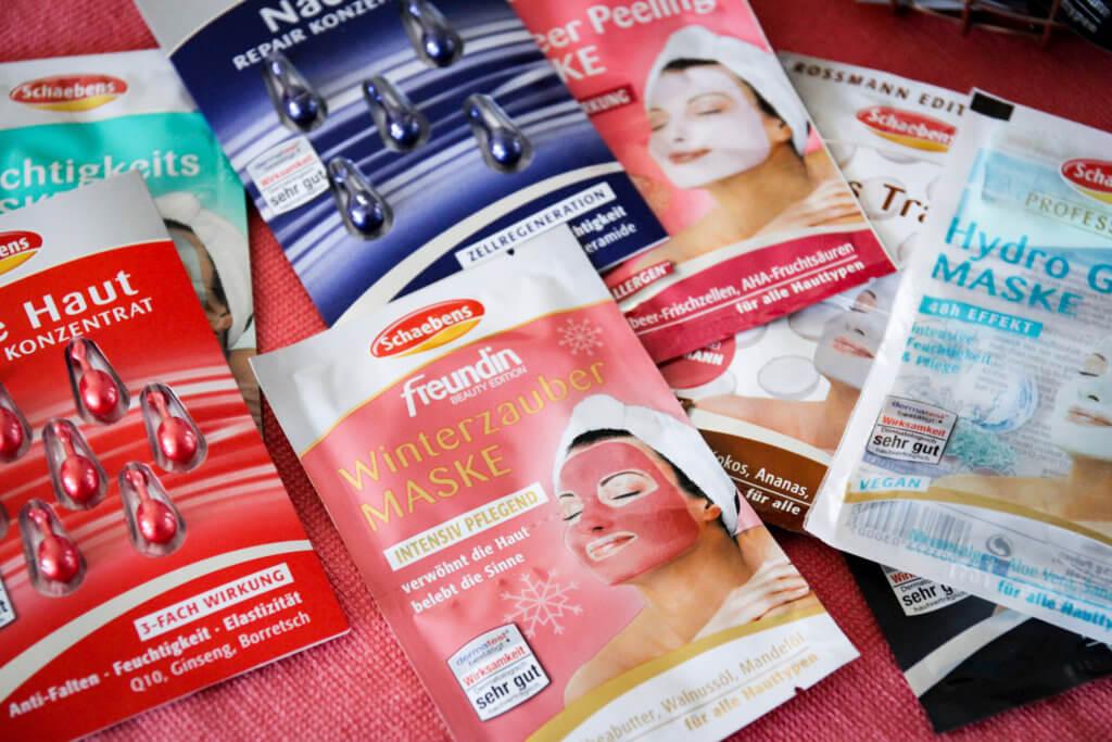Masken Pflege-Set von Schaebens Adventsverlosung tantedine