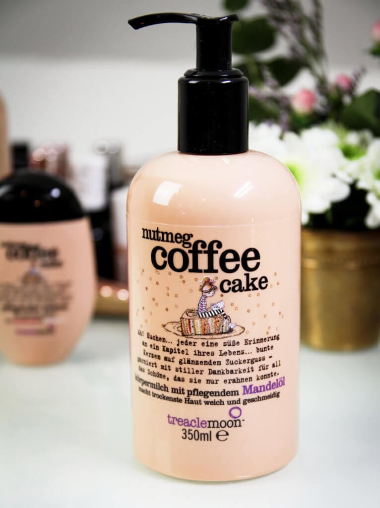 Nutmeg Coffee Cake Treaclemoon Handcreme Duschcreme tantedine