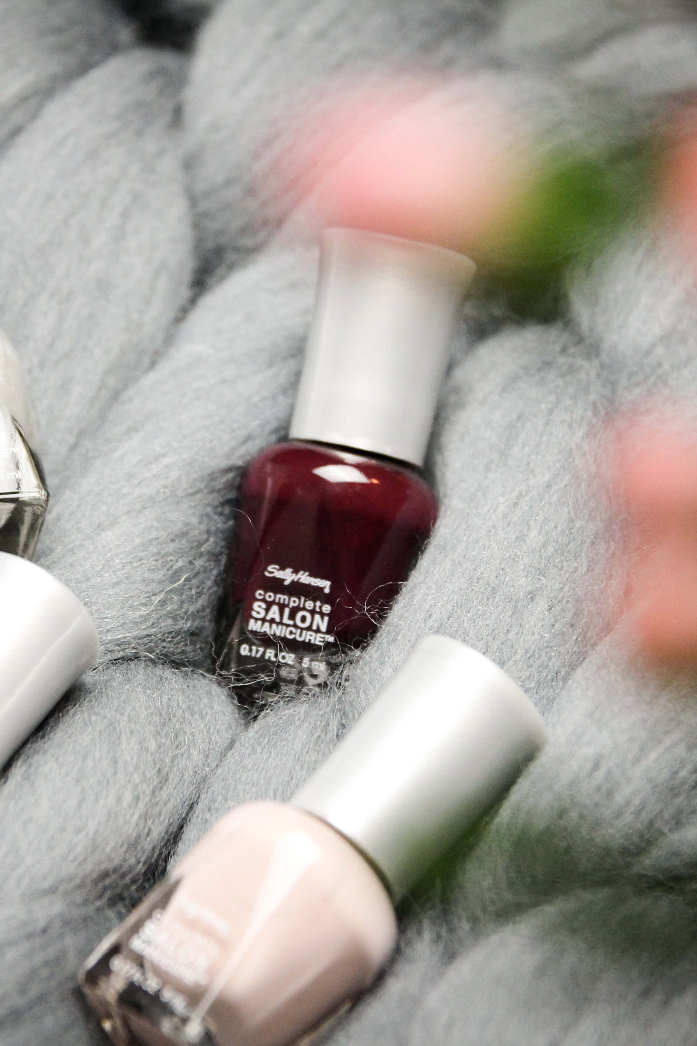 Sally Hansen Holiday Collection Mini-Lacke Adventsverlosung tantedine