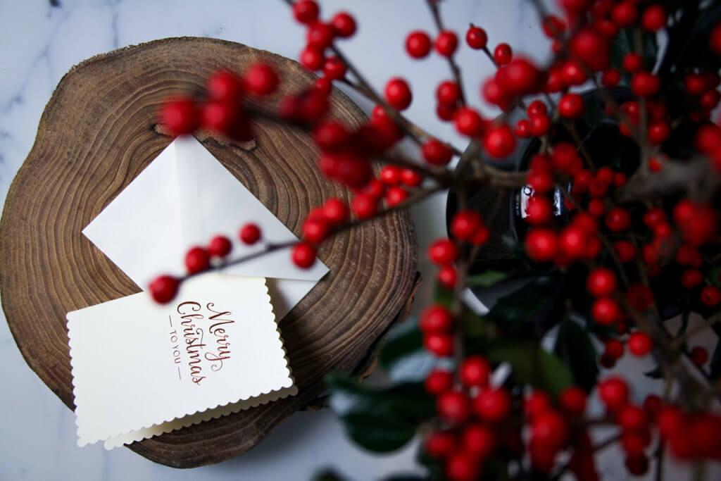Weihnachtspost 3 Liebe Ideen Die Vom Herzen Kommen Tantedine