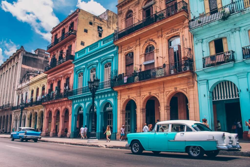 Wochenrückblick tantedine Cuba Reisevorbereitung Urlaub Travel Havanna