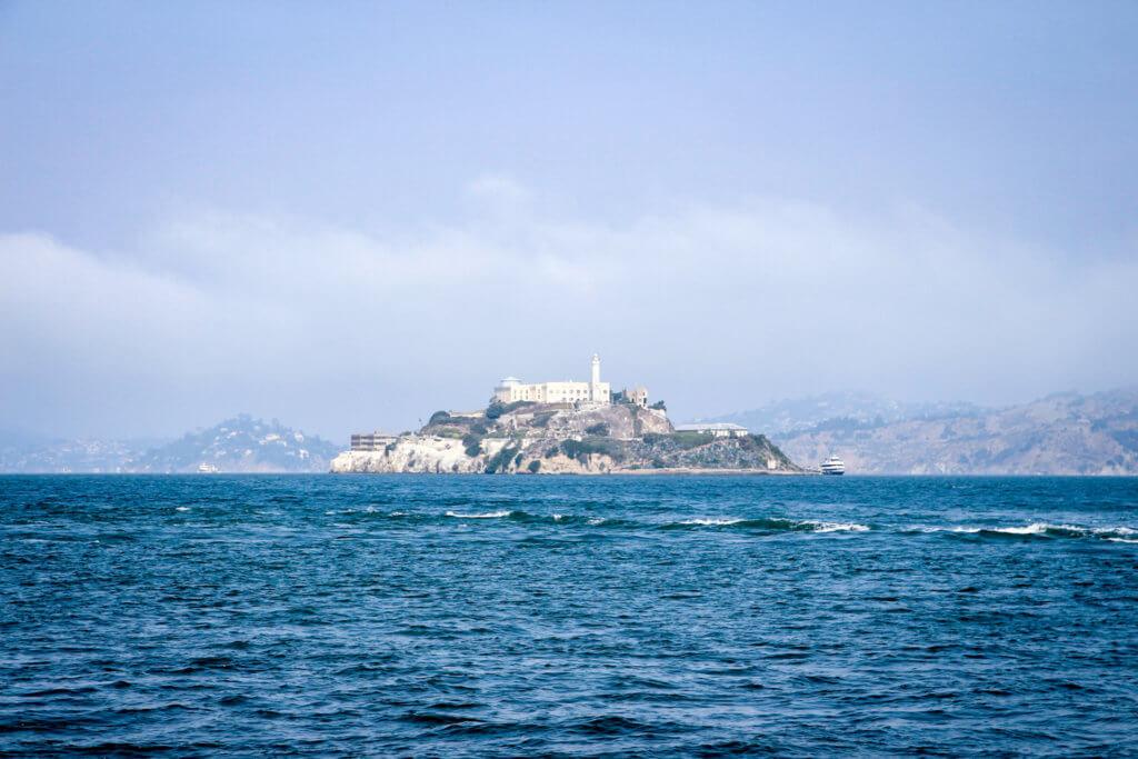 San Francisco Pier 39 Fishermans Wharf Alcatraz tantedine