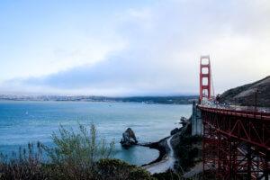 Golden Gate Bridge San Francisco tantedine