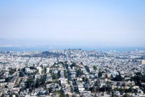 San Francisco Twin Peaks tantedine