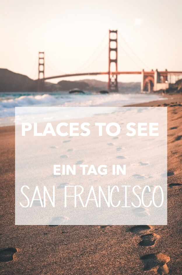 Places to see San Francisco tantedine