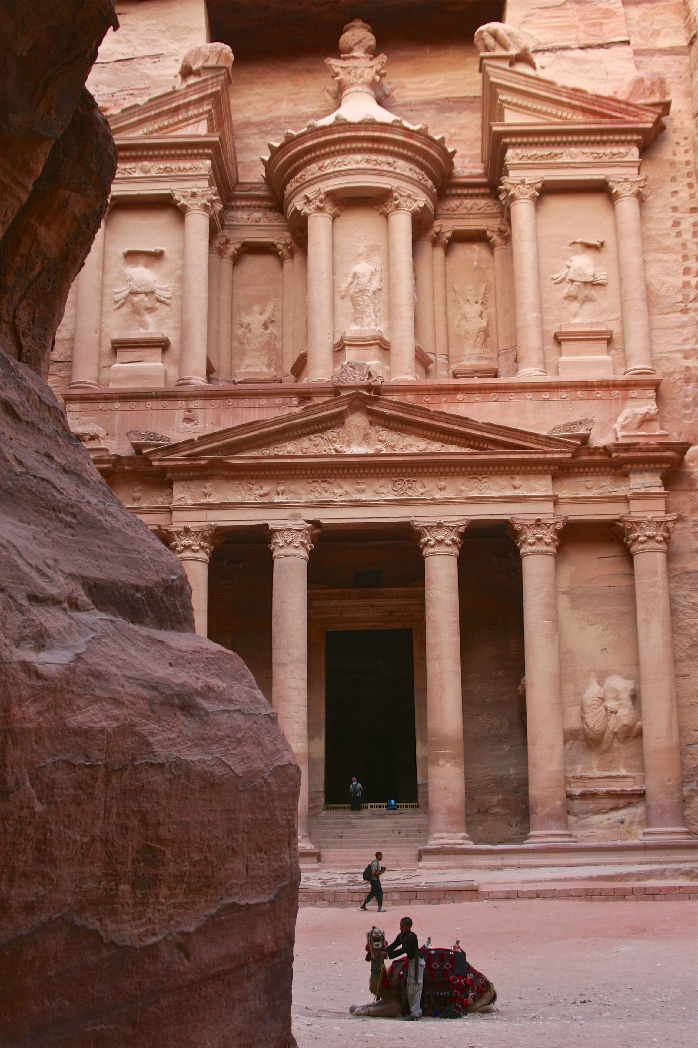 Travel Bucket List Jordanien Petra tantedine