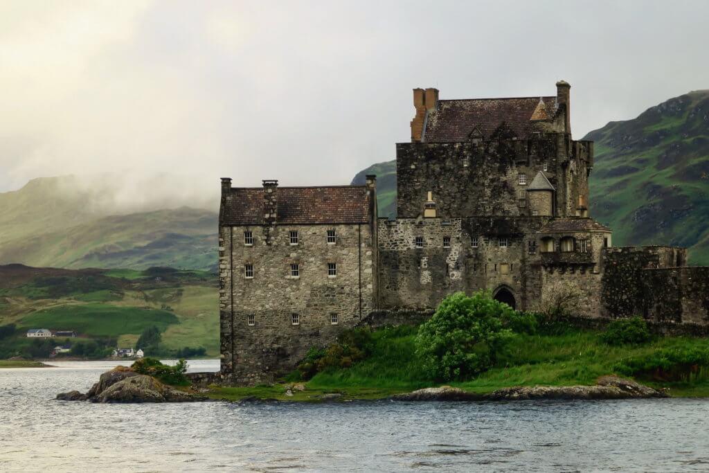 Travel Bucket List Schottland tantedine