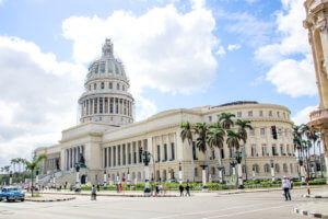 Kuba Havanna La Habana Vieja Cuba Kapitol Capitol tantedine