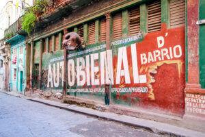 Kuba Havanna Cuba La Habana Vieja Kunst Art tantedine