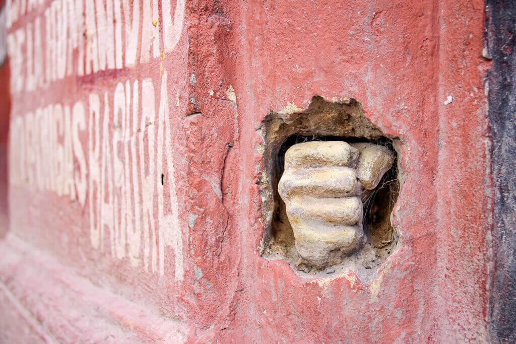 Kuba Havanna La Habana Vieja Kunst Art tantedine