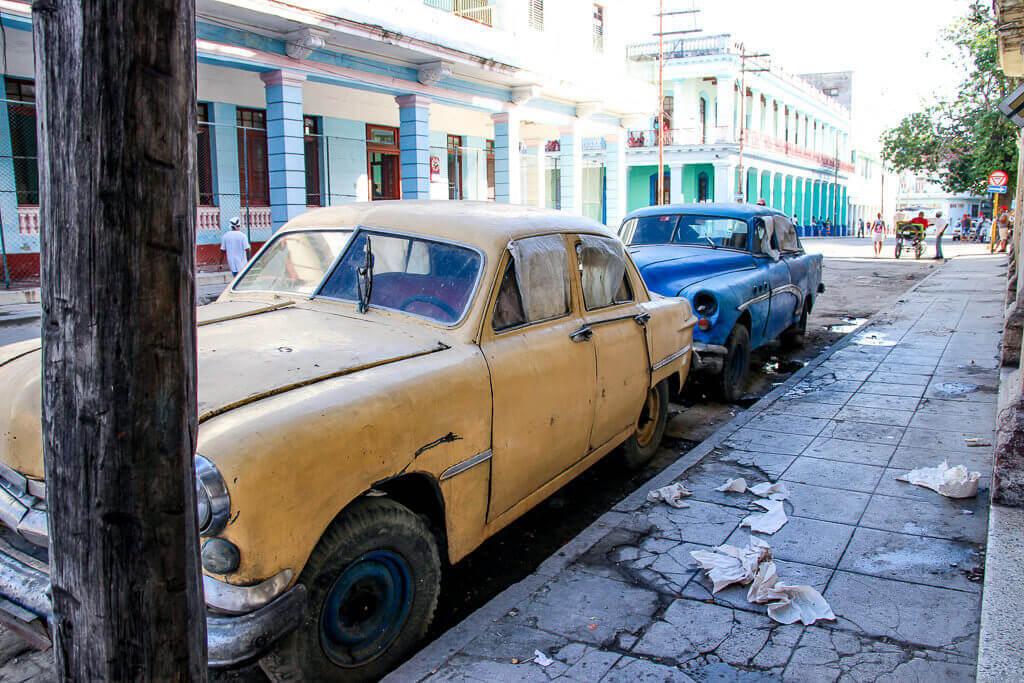 Kuba Havanna Cuba La Habana Vieja Oldtimer tantedine