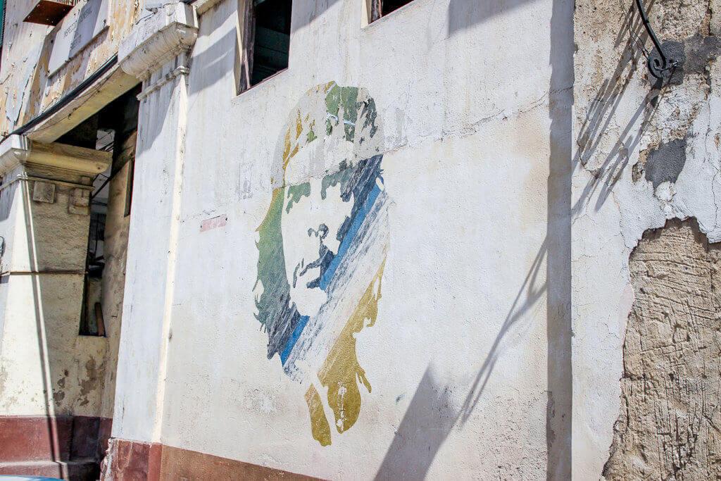 Kuba Havanna Cuba La Habana Vieja Malecon Calle Obispo Capitolio Kapitol Parque Central Floridita Bar tantedine