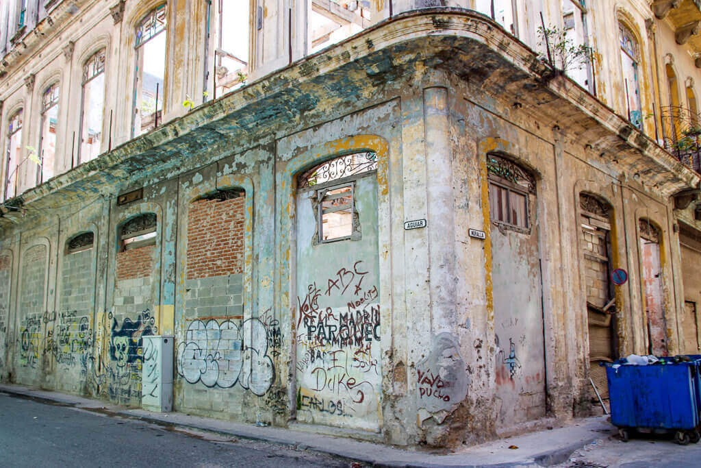 Kuba Havanna Cuba La Habana Vieja Altstadt tantedine