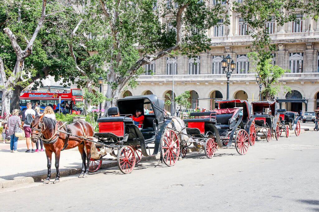 Kuba Havanna Cuba La Habana Vieja Malecon Calle Obispo Capitolio Kapitol tantedine