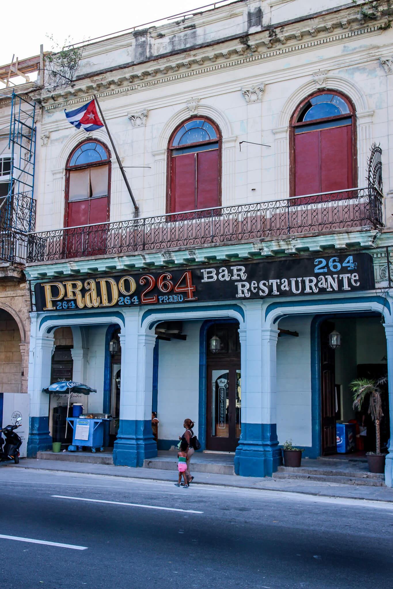 Kuba Havanna La Habana Vieja Cuba Kapitol Capitol Paseo di Marti Prado tantedine