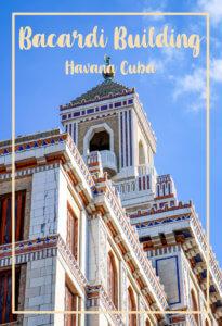 Kuba Havanna Cuba La Habana Vieja Reisetipps Bacardi Building tantedine