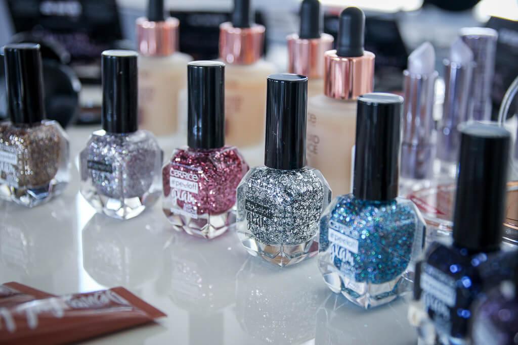 Neuheiten von CATRICE Blogger Event 2018 Winter Frankfurt Beauty Nagellack tantedine