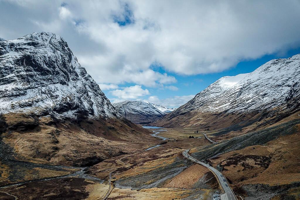 Isle of Skye Schottland Sehenswürdigkeiten Highlands tantedine