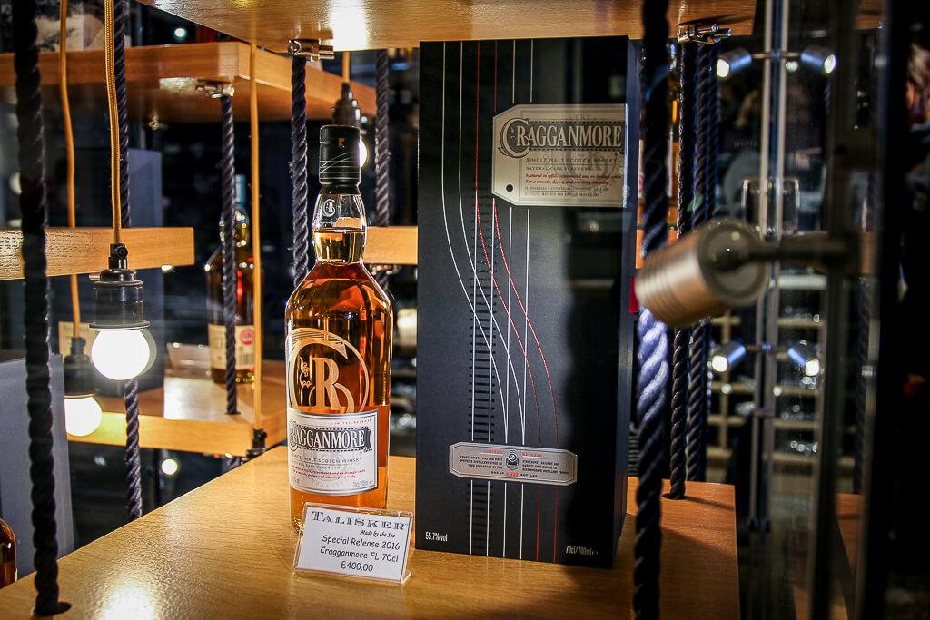 Isle of Skye Schottland Sehenswürdigkeiten Talisker Destillerie Whisky tantedine