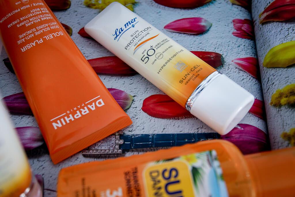 Sonnenschutz für die Haut Hauttypen Sonne Sommer Sonnencreme tantedine